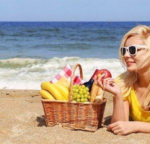 Yaz Mevsiminde Beslenme