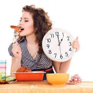 """En Önemli Davranış Değişikliği """"Yavaş Yemek"""""""